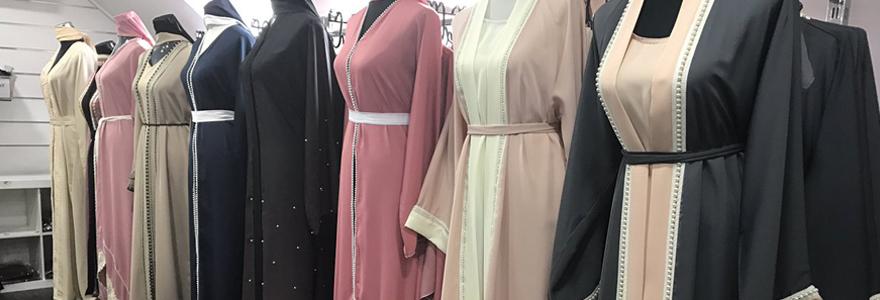 abayas kimonos