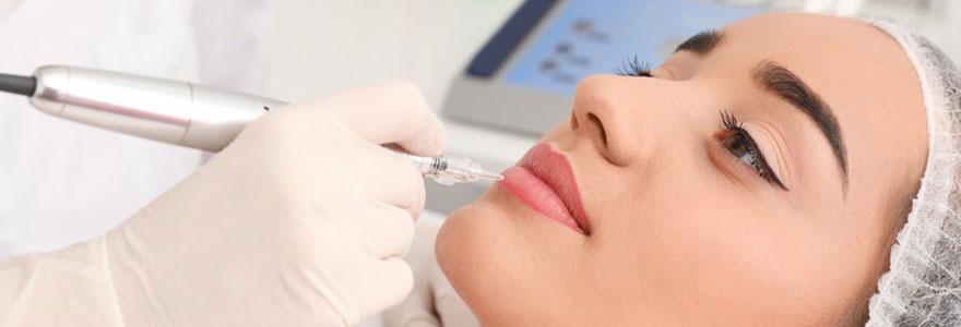 Matériels et produits maquillage permanent